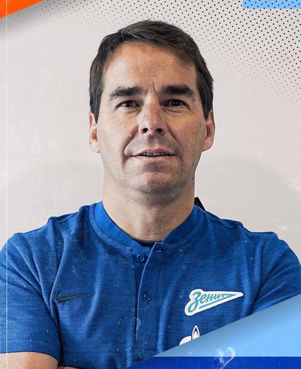 Basketball Strength – Conditioning coach conference – Andrin Garcia – Zenit