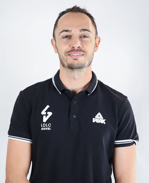 Basketball Physical Performance Summit – Manuel Lacroix