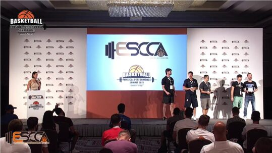 Recordings 1st Basketball Physical Performance Summit